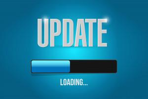 Mise à jour système 12.1.0-B1
