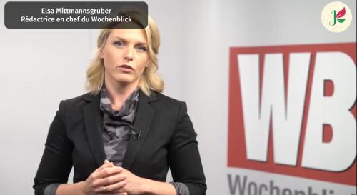 Elsa Mittmannsgruber exprime ses inquiétudes concernant la vaccination et le futur